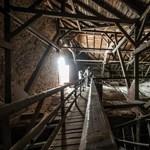 Híres magyar épület, ahogy eddig kevesen látták - fotók