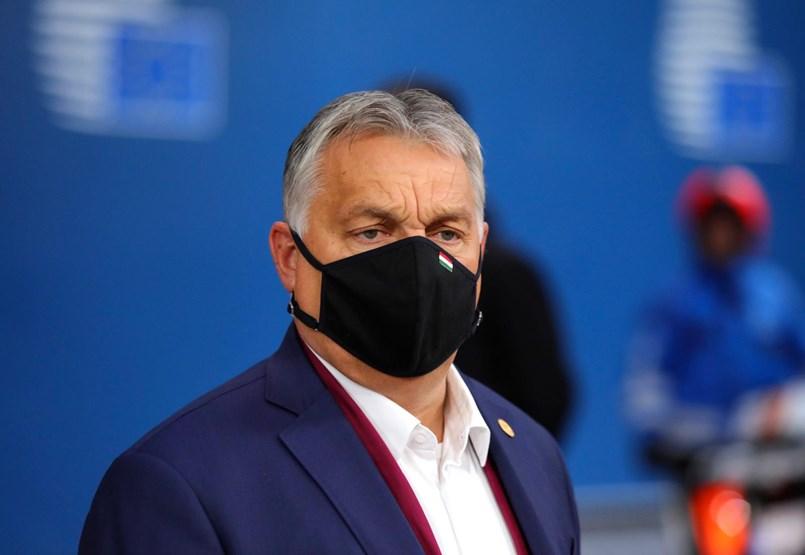 """""""Está claro que el gobierno de Orban se da cuenta de que cojea mal"""""""