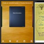 Remek jegyzettömb és vázlatfüzet iOS-re, most ingyen!