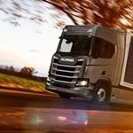 Napelemes kamionokat kezdett tesztelni a Scania
