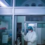 Fokozatosan csökkent a kórházban ápolt koronavírusos betegek száma az elmúlt egy héten