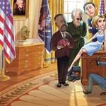 Animációs sorozatban parodizálják ki Donald Trumpot