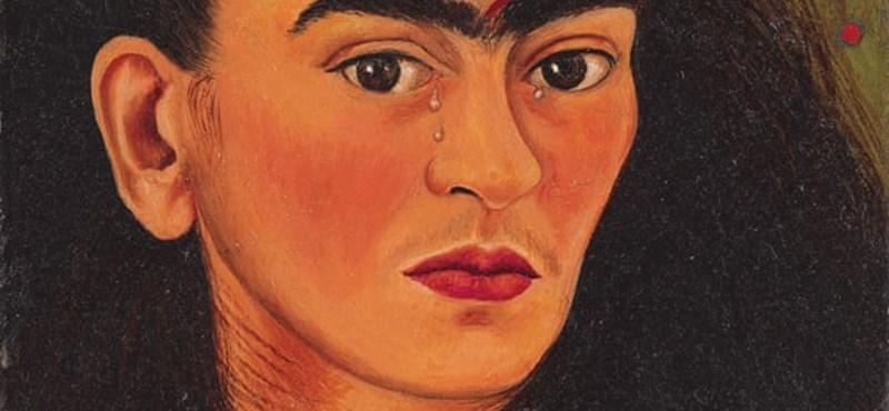 El autorretrato de Frida Kahlo está en subasta, esperan 9 mil millones de HUF