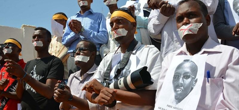 Becsukták a legrégebbi ellenzéki napilapot Szomáliában, nem gazdasági okból
