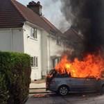 Leégett az autója, majd megkapta a levelet, hogy leéghet az autója