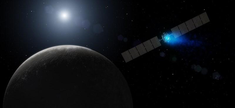 Heteken belül bevégzi a NASA Dawn űrszondája