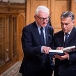 Az európai értékek fontosságát hangoztatta a Fideszt vizsgáló egyik néppárti bölcs
