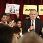 Mégsem törtek át Ausztriában: nem lett szélsőjobbos elnök az EU-ban