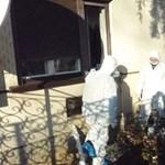 Székkutasi gyilkosság: két gyermek maradt árván