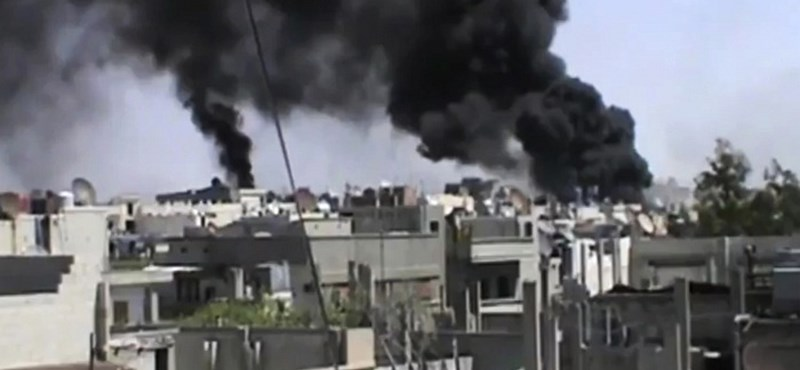 Juppé: legalább 300-400 megfigyelő kellene Szíriába
