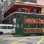 Az emeletes villamosok hazája: Hongkong
