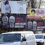 Hiába szedik le a junckeres plakátokat, levélben és hirdetésben folytatják a propagandát