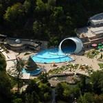 Újra látogatható a miskolctapolcai barlangfürdő, amit korábban gázszivárgás miatt kiürítettek