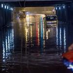 Tizenhat áldozata van a franciaországi viharnak
