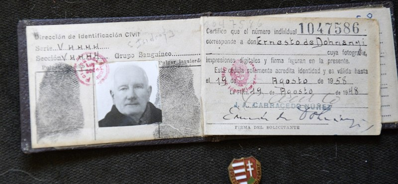 Hazaérkezett Dohnányi Ernő hagyatéka - fotók