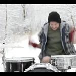 Zene havazáshoz: Sean Quigley - Little Drummer Boy (videó)