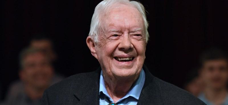 Jimmy Carter újra kórházba került