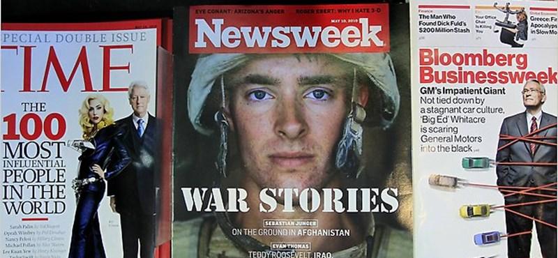 Vége a Newsweek magazinnak