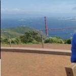 Beteg gyerekeknek adományozott pénzből utazott Kaliforniába a pécsi intézetvezető