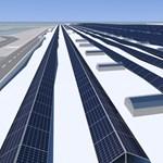 A győri Audi gyáron lesz Európa legnagyobb tetőnaperőműve