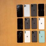 Hajlították, törték: tortúrateszten jártak az új iPhone-ok, meglepetést okozott a 11 Pro