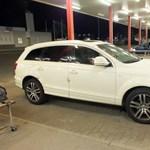 Hiába sunnyogtak a tolvajok, lebukott a lopott Q7-es Audi