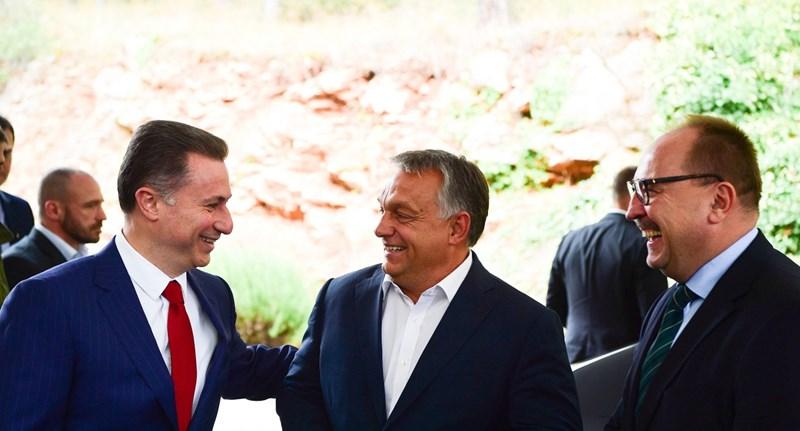 Orbán macedón barátjának elvileg nagyon nehéz lenne megkapnia a menekültstátuszt