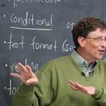 Elhunyt anyjának ajánlott egy új oktatóközpontot Bill Gates