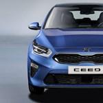 Magyarországon a 160 lóerős új motort kapott Kia Ceed