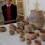 Sírrablásból származó műtárgyakat adtak vissza a franciák Pakisztánnak