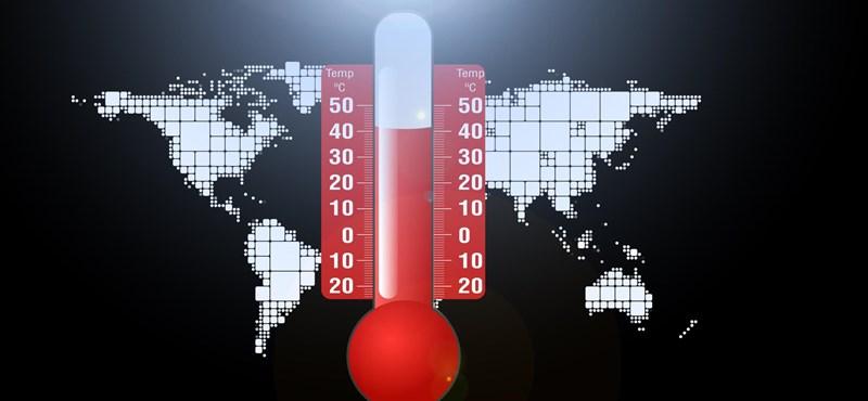 Nem véletlenül volt tűzforró a tavalyi év, de van rosszabb hír is: a következő öt még melegebb lesz