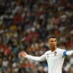 Az Instagramon válaszolt Ronaldo az erőszakvádakra