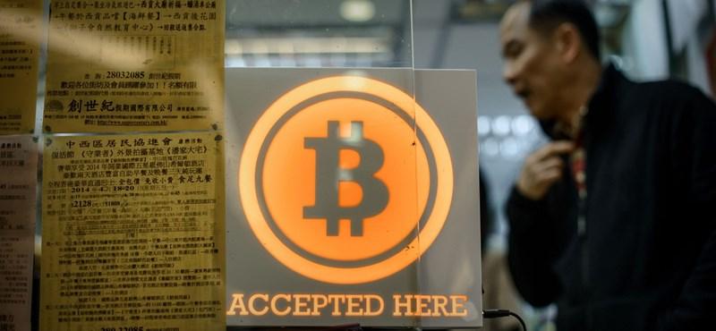 Végleg kidurrant a Bitcoin-lufi?