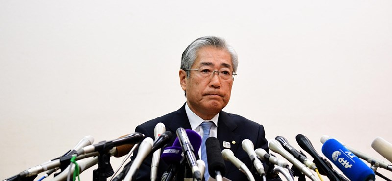 Korrupcióval gyanúsítják, lemond a japán olimpiai bizottság vezetője