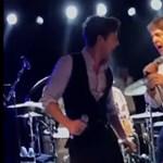 Abramovics szilveszteri buliján McCartney is beugrott a The Killers mellé