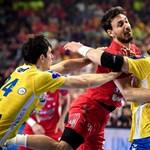 Nem sikerült a Veszprémnek BL-t nyerni, 27-24-re kikapott a Vardar Szkopjétól