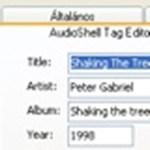 Szerkessze zenéinek adatait kényelmesen és gyorsan