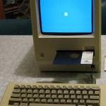 Ritka, Macintosh prototípus - százezer dollárért