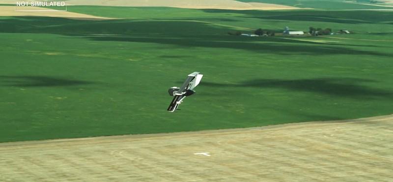 Bemutatta az új drónt az Amazon, amelyik 30 perc alatt házhoz viszi a csomagot