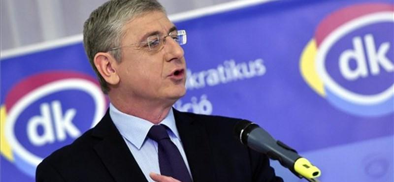 Gyurcsány: Orbánék négy éve nem kormányoznak és éppen most buktak le