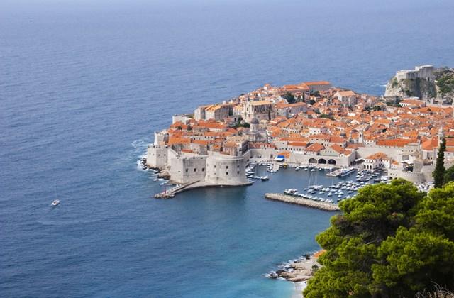 Horvátország tengerpart - Dubrovnik
