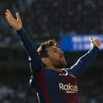 Messi személyes okok miatt nem lép pályára a Barcában
