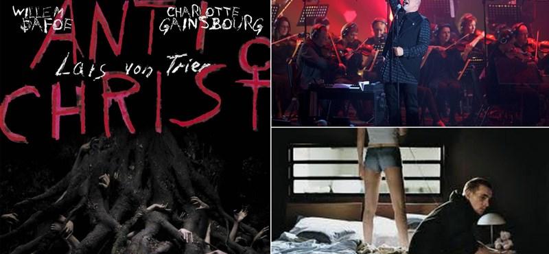 Napi tévéajánló: Antikrisztus, Peter Gabriel és a New Blood Orchestra, Dealer