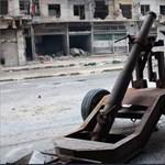 Vége Aleppó ostromának