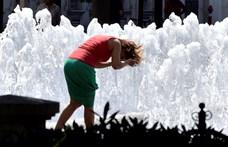 Kedden harmadfokú hőségriasztás lép életbe