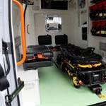 Megloptak egy mentőst, miközben beteget látott el Révfülöpön
