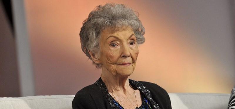 Meghalt Gyulányi Eugénia, az ország legidősebb színésznője