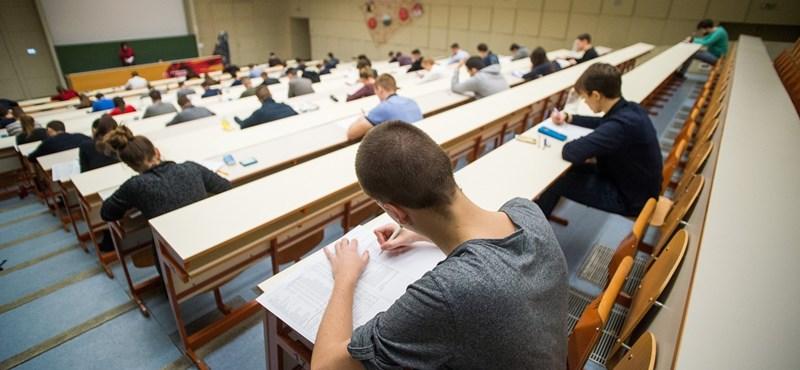 Idén ennyien jelentkeztek felsőoktatási szakképzésre: továbbra is a gazdaságtudományi terület a legnépszerűbb