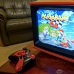 Mielőtt kidobná a régi tévéjét, nézze meg ezt: retró játékgép lehet belőle – videó