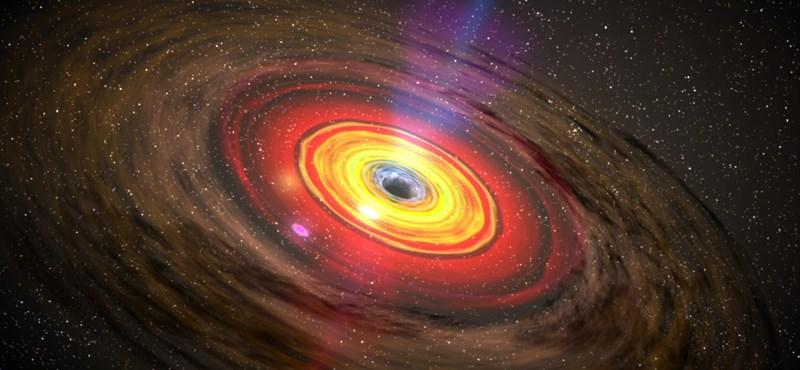 45 éve tett egy jóslatot Stephen Hawking a fekete lyukakról, és úgy néz ki, igaza volt
